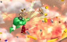 Lego Marvel Super Heroes: Universe in Peril has just assembled on the App Store