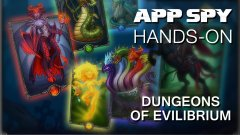 Hands-on with Dungeons of Evilibrium, the epic F2P CCG RPG with PVP