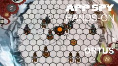 Hands-on with Ortus, the digital multiplayer strategy board game