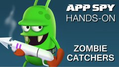 Hands-on with Zombie Catchers, where aliens feed zombies to humans