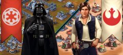 Star Wars: Commander is basically Clash of Clans with Han Solo