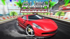 Rush Horizon looks like Out Run and Temple Run in one sun-soaked racing package