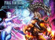 Final Fantasy Artniks Dive is an upcomming free-to-play game from Square Enix and GREE