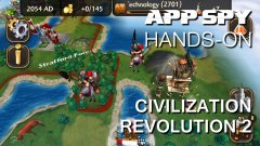 Hands-on with Civilization Revolution 2, the game where Queen Elizabeth conquers distant planets