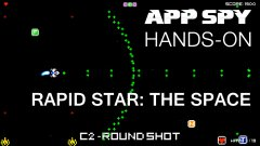 Hands-on with Rapid Star: The Space, the bullet-infested shmup with an auto-runner lilt