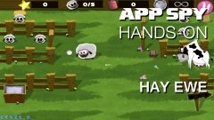 Hands-on with Hay Ewe, the fluffy action sheep-based puzzler where sweets fall from the sky