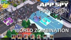 Hands-on with World Zombination, the strategic tower defence game with hordes of zombies