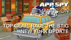 Hands-on with Top Gear: Race The Stig's New York update