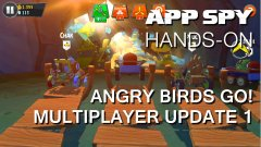 Hands-on with Angry Birds Go!'s Multiplayer Update 1, in which all is not quite what it seems