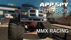 Hands-on with MMX Racing, the monster truck drag racer with astonishing graphics