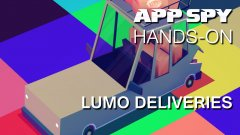 Hands-on with Lumo Deliveries, the ultra-compulsive game that isn't really a game at all