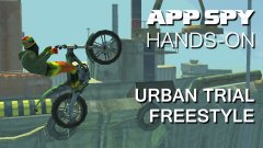 Hands-on with Urban Trial Freestyle, the hardcore trials game with superb tilt controls