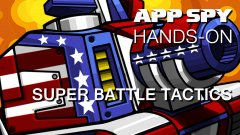 Hands-on with Super Battle Tactics, the explosive game of tanks and dice