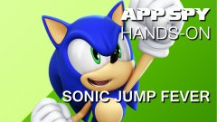 Hands-on with Sonic Jump Fever, the endless jumper that's made me incredibly cross