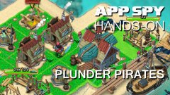 Hands-on with Plunder Pirates, the booty-full strategy management game from Rovio Stars
