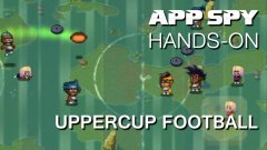 Hands-on with Uppercup Football, the hilarious one-button soccer game to cure your World Cup blues