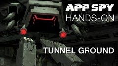 Hands-on with Tunnel Ground, the story-driven mech combat game