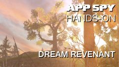 Hands-on with Dream Revenant, the stunningly beautiful first person adventure