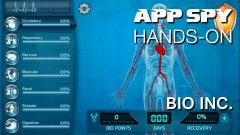 Hands-on with Bio Inc., the medical strategy game in which I killed our Danny with dementia