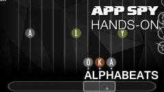 Hands-on with Alphabeats, where cool music and spelling combine