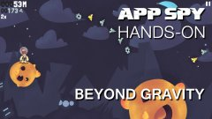 Hands-on with Beyond Gravity, the cartoony endless jumper in spaaaaaaace
