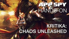 Hands-on with Kritika: Chaos Unleashed, the action RPG starring the angriest man ever
