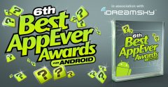 The Best App Ever Awards for Android to be revealed tomorrow