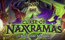 Hearthstone single player update Curse of Naxxramas coming to iPad next week