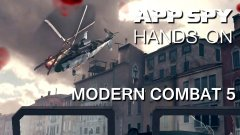 Hands-on with Modern Combat 5: Blackout, Gameloft's bombastic shooter sequel