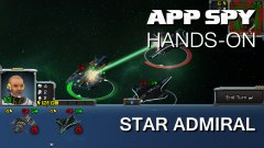 Hands-on with Star Admiral, the 3D sci-fi CCG
