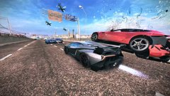 Asphalt 8 gets war-torn Venice track to celebrate the launch of Modern Combat 5