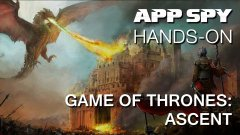 Hands-on with Game of Thrones: Ascent, the mobile strategy baa-ba baba-baa-ba baba...