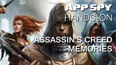 Hands-on with Assassin's Creed Memories, the card battler that manages to make aerial assassinations a bit dull