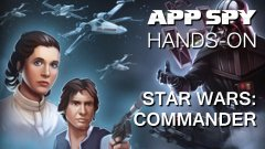 Hands-on with Star Wars: Commander, the strategy management game with wookies