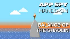 Hands-on with Balance of the Shaolin, the game of zen-like balance and oddly aggressive birds