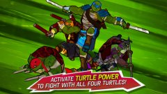 Teenage Mutant Ninja Turtles game from Combo Crew devs jump kicks its way onto iOS and Android