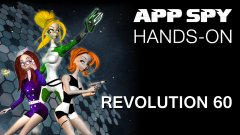 Hands-on with Revolution 60, the self-serious yet schlocky sci-fi adventure