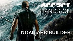 Hands-on with Noah Ark Builder, the official... match-3 puzzler... of the new disaster movie