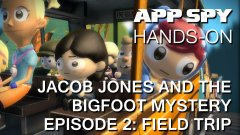 Hands-on with Jacob Jones and the Bigfoot Mystery, Episode 2: Field Trip, the brilliantly written puzzle adventure sequel