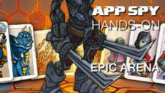 Hands-on with Epic Arena, the 3D strategy board game that pits Order against Chaos