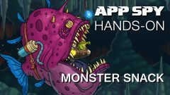Hands-on with Monster Snack, the colour matching auto-flyer where you try to escape a gigantic fish