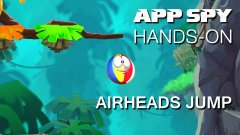 Hands-on with Airheads Jump, the colourful auto-jumper with the angriest Tikis you've ever seen