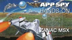 Hands-on with Zanac MSX, a classic cult shooter revitalised