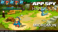 Hands-on with Micromon, a monster battler that's Pokemon in all but name
