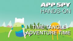 Hands-on with Time Tangle - Adventure Time, the uncharacteristically derivative adventure starring Finn and Jake