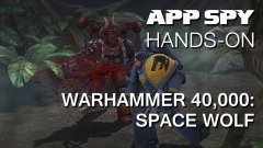 Hands-on with Warhammer 40,000: Space Wolf, where XCOM, CCGs, and Space Marines become one