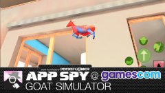 Goat Simulator set to charge onto iPhone and iPad later this year