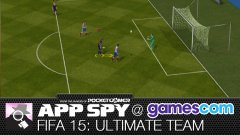 Hands-on with Fifa 15: Ultimate Team, EA's latest mobile football sim