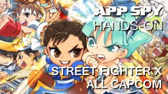 Hands-on with Street Fighter X All Capcom, the ultimate Capcom crossover card battler