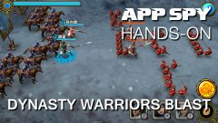 Hands-on with Dynasty Warriors Blast, the mobile Musou game you may never get to play
